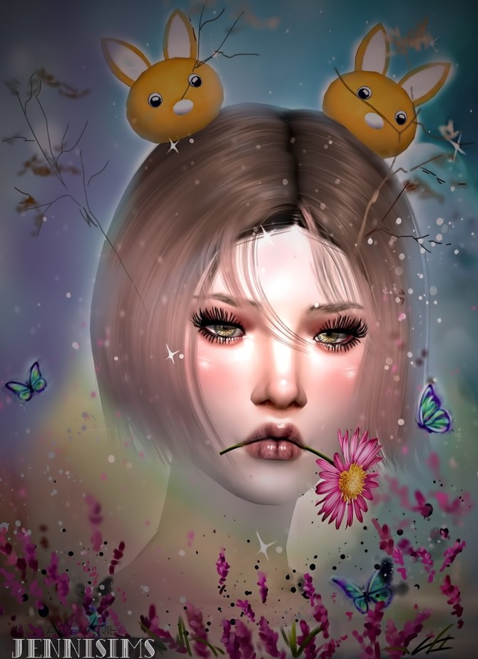 Pom Pom Bunnies at Jomsims Creations image 29110 670x924 Sims 4 Updates