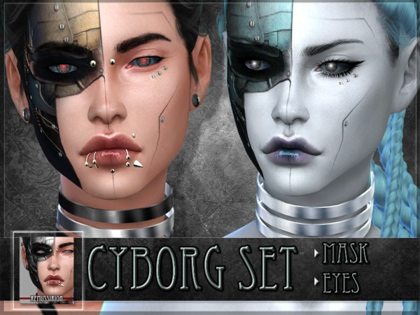 Cyborg Set by RemusSirion at TSR image 2923 Sims 4 Updates