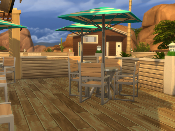 Little Lido & Bar by CherryNellie at TSR image 343 Sims 4 Updates