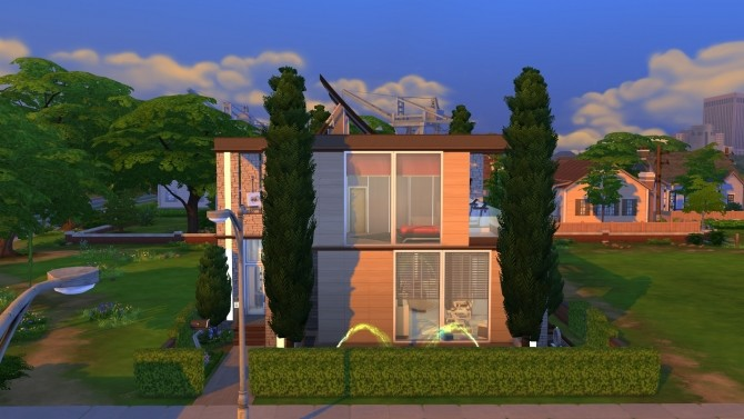 Eureka House NoCC by OxanaKSims at Mod The Sims image 359 670x377 Sims 4 Updates