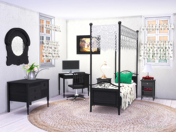 Country Kids room by ShinoKCR at TSR image 3612 Sims 4 Updates