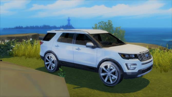 Ford Explorer at LorySims image 3691 670x377 Sims 4 Updates