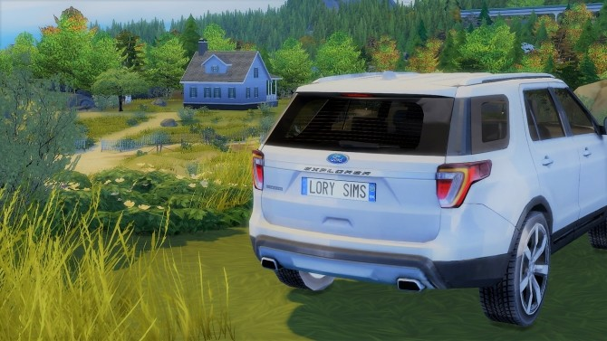 Ford Explorer at LorySims image 3731 670x377 Sims 4 Updates