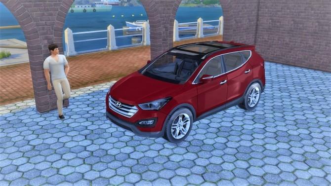 Hyundai Santa Fe at LorySims image 3761 670x377 Sims 4 Updates