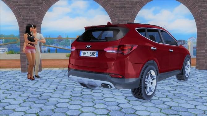 Hyundai Santa Fe at LorySims image 3781 670x377 Sims 4 Updates