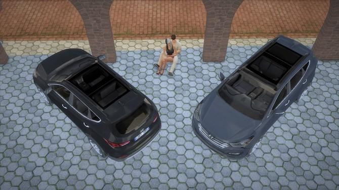 Hyundai Santa Fe at LorySims image 3791 670x377 Sims 4 Updates