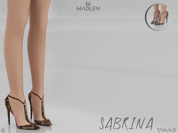 Madlen Sabrina Shoes by MJ95 at TSR image 3810 Sims 4 Updates