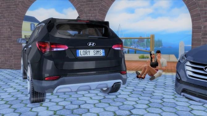 Hyundai Santa Fe at LorySims image 38110 670x377 Sims 4 Updates