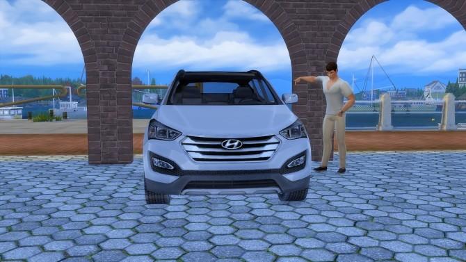 Hyundai Santa Fe at LorySims image 3831 670x377 Sims 4 Updates