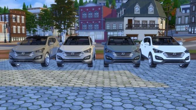 Hyundai Santa Fe at LorySims image 3841 670x377 Sims 4 Updates