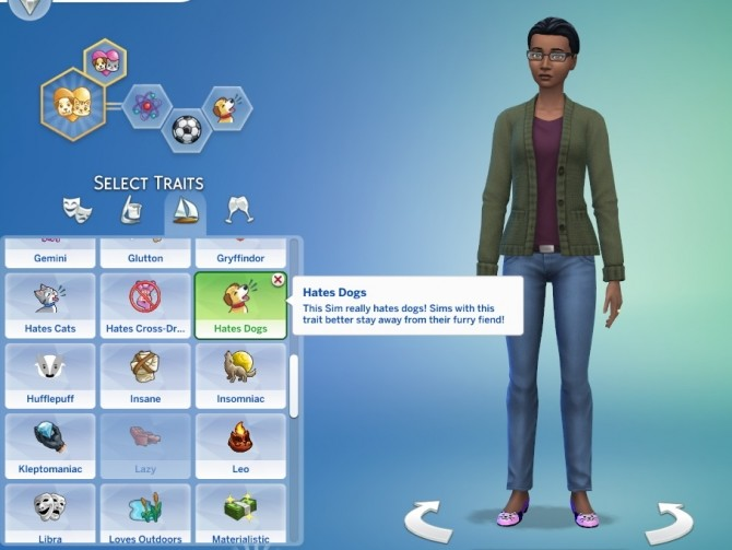 Hates Cats/Dogs/Pets Traits by GoBananas at Mod The Sims image 4113 670x503 Sims 4 Updates