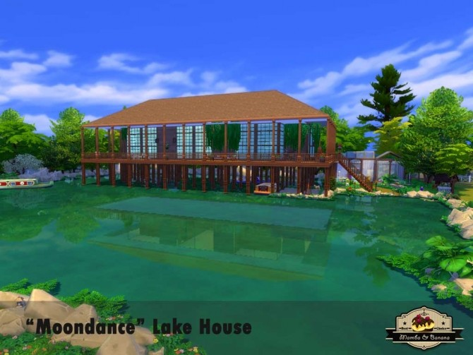 Moondance Lake House by mamba black at Mod The Sims image 423 670x503 Sims 4 Updates