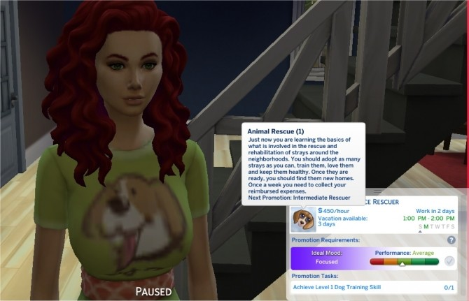 Animal Rescue Mod and Career by PurpleThistles at Mod The Sims image 439 670x431 Sims 4 Updates