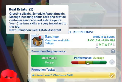 Real Estate Career by Sims_Lover at Mod The Sims » Sims 4