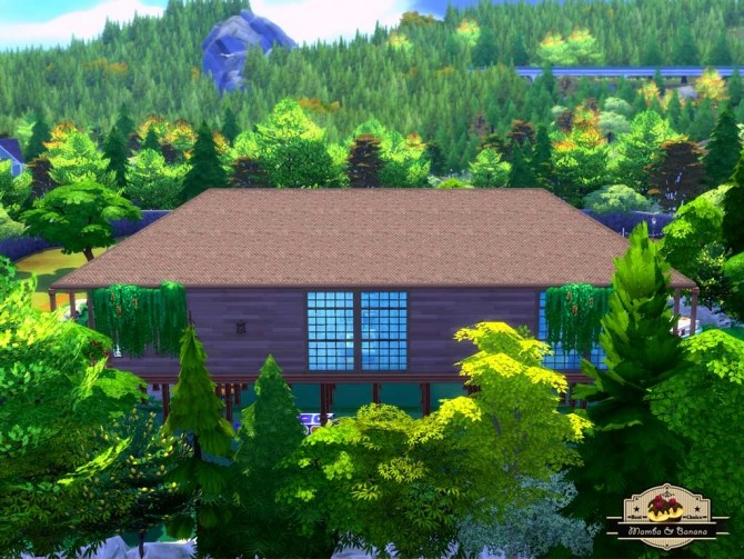 Moondance Lake House by mamba black at Mod The Sims image 443 670x503 Sims 4 Updates