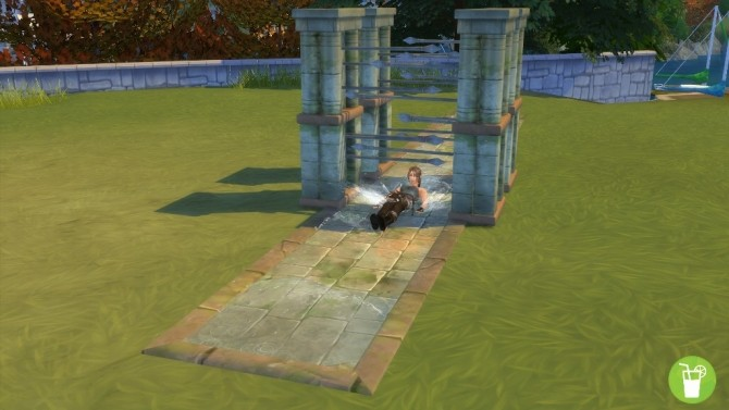 Water Slide with spears by Sri at Mod The Sims image 4522 670x377 Sims 4 Updates
