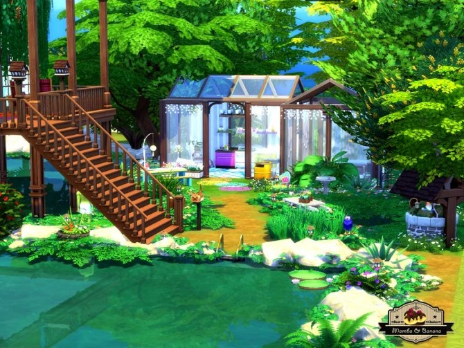 Moondance Lake House by mamba black at Mod The Sims image 453 670x503 Sims 4 Updates