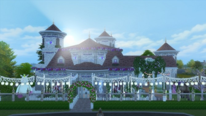 Fairytale Funpark by Moscowlyly at Mod The Sims image 468 670x377 Sims 4 Updates