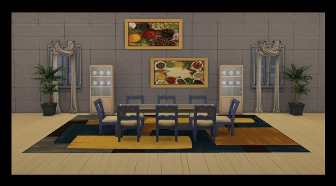 Herbs and Spice Paintings by Simmiller at Mod The Sims image 479 670x370 Sims 4 Updates