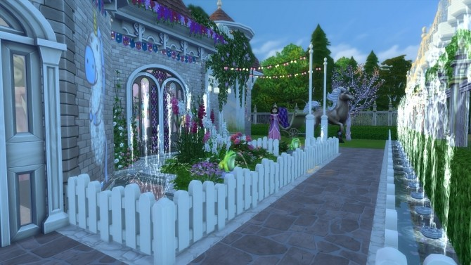 Fairytale Funpark by Moscowlyly at Mod The Sims image 489 670x377 Sims 4 Updates