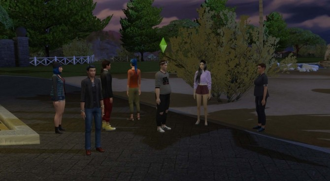 Updated Generic Lots Are Empty No More by HumALittle at Mod The Sims image 5017 670x369 Sims 4 Updates