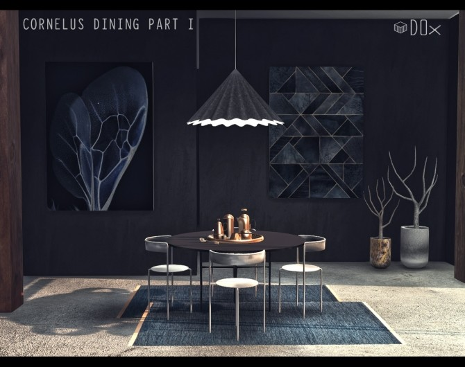 Cornelus Dining Part I and II (P) at DOX image 513 670x530 Sims 4 Updates