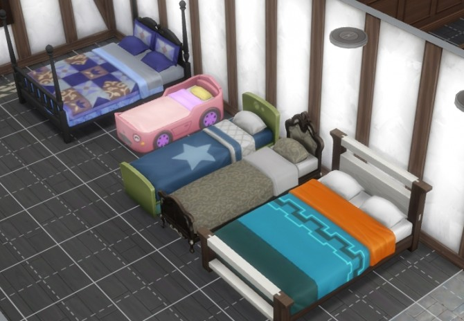 All Beds Give Same Energy, Comfort and Stress Relief by cyclelegs at Mod The Sims image 515 670x464 Sims 4 Updates