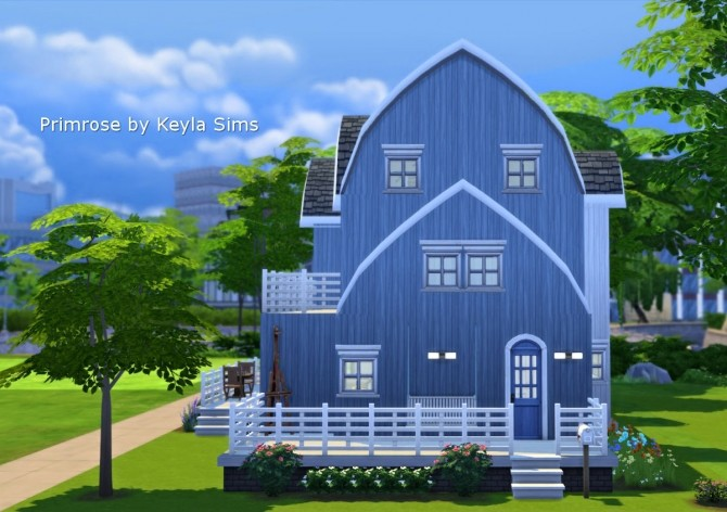Primrose house with CC at Keyla Sims image 5214 670x472 Sims 4 Updates