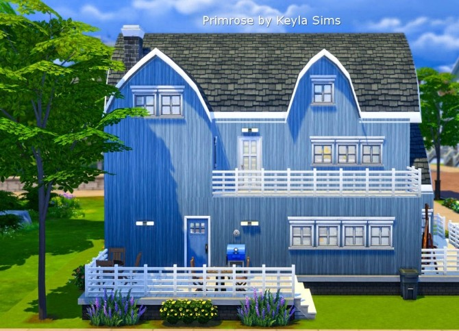 Primrose house with CC at Keyla Sims image 5313 670x483 Sims 4 Updates