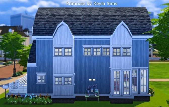 Primrose house with CC at Keyla Sims image 5412 670x424 Sims 4 Updates