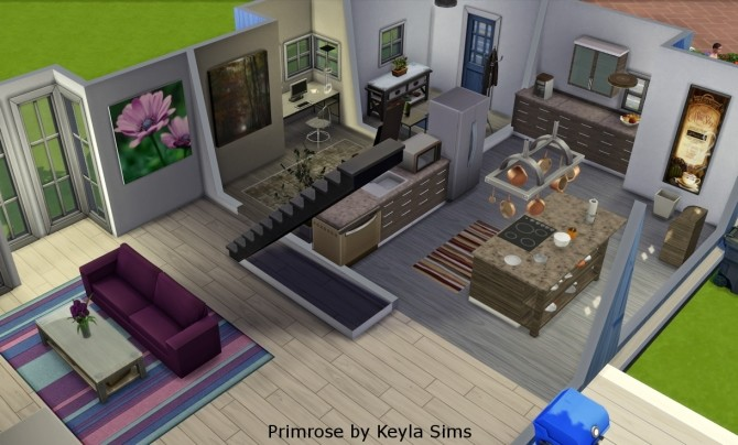 Primrose house with CC at Keyla Sims image 5513 670x404 Sims 4 Updates