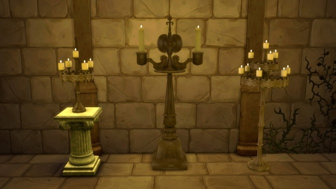 Three Candelabra from TS3 by TheJim07 at Mod The Sims image 5514 670x377 Sims 4 Updates
