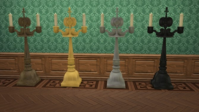 Three Candelabra from TS3 by TheJim07 at Mod The Sims image 5714 670x377 Sims 4 Updates