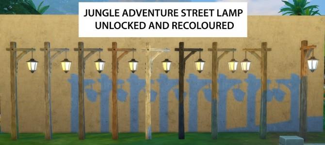 Selvadorado Lights by icemunmun at Mod The Sims image 591 670x300 Sims 4 Updates