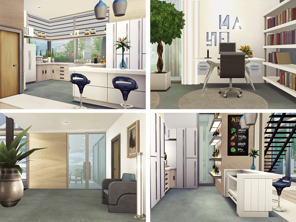 Jame home by Rirann at TSR image 6019 Sims 4 Updates