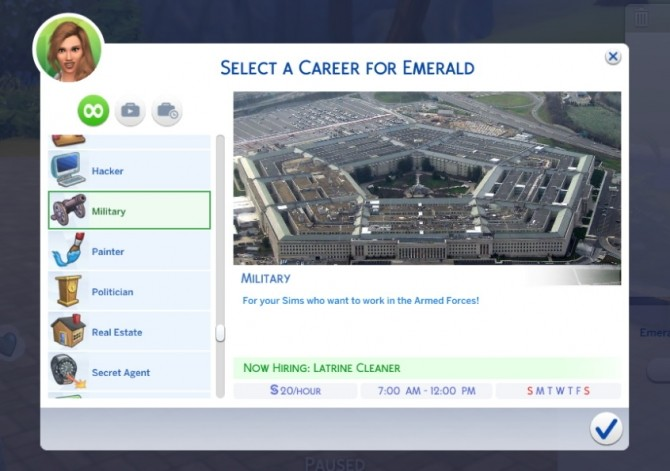 Military Career (Sims 3 Remake) by Sims Lover at Mod The Sims image 6111 670x471 Sims 4 Updates