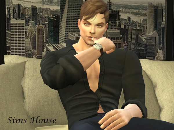 James Stone by Sims House at TSR image 618 Sims 4 Updates