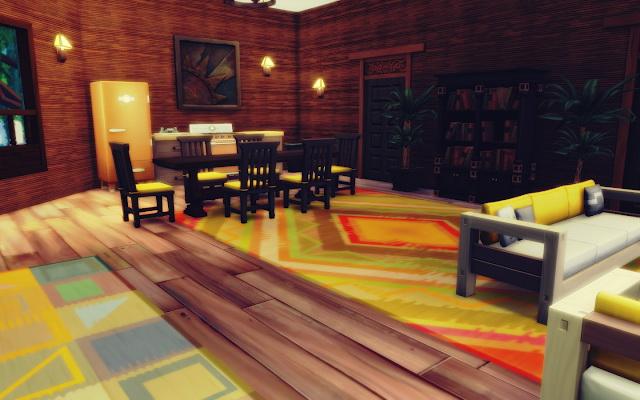 Sims 4 Bora Selvadoroda at MSQ Sims