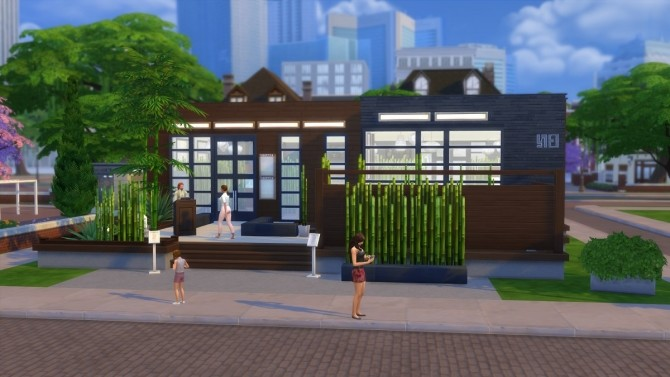 Asian Restaurant by Moscowlyly at Mod The Sims image 708 670x377 Sims 4 Updates