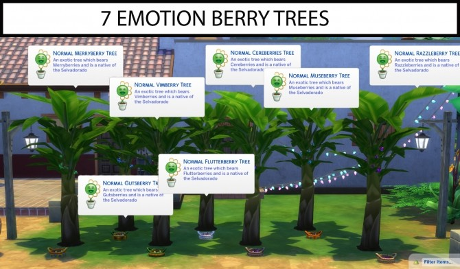 Sims 4 Jungle Adventure Minor mods by icemunmun at Mod The Sims