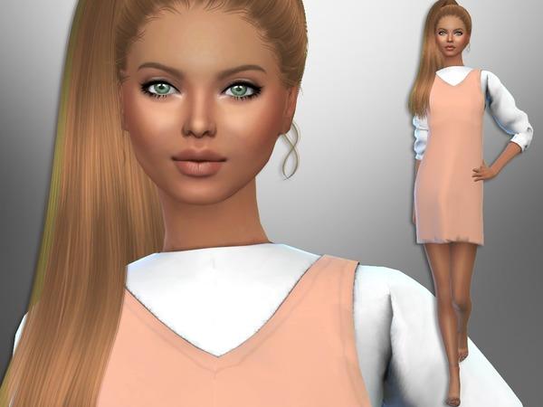 Sabrina Clarke by divaka45 at TSR image 7107 Sims 4 Updates