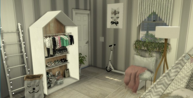 Sweet Dreams Kids Bedroom at PortugueseSimmer image 7115 670x342 Sims 4 Updates