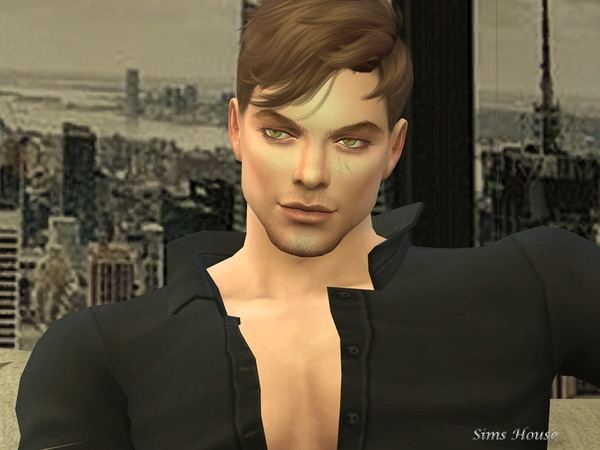 James Stone by Sims House at TSR image 718 Sims 4 Updates