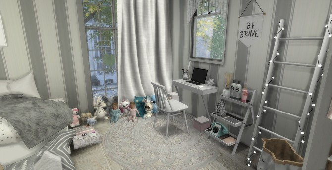 Sweet Dreams Kids Bedroom At Portuguesesimmer 187 Sims 4 Updates