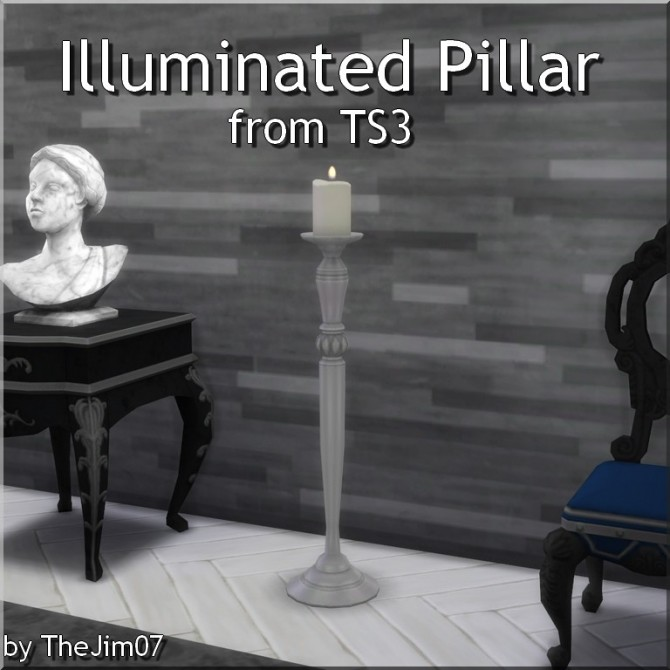 Illuminated Pillar from TS3 by TheJim07 at Mod The Sims image 7216 670x670 Sims 4 Updates