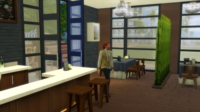 Asian Restaurant by Moscowlyly at Mod The Sims image 738 670x377 Sims 4 Updates
