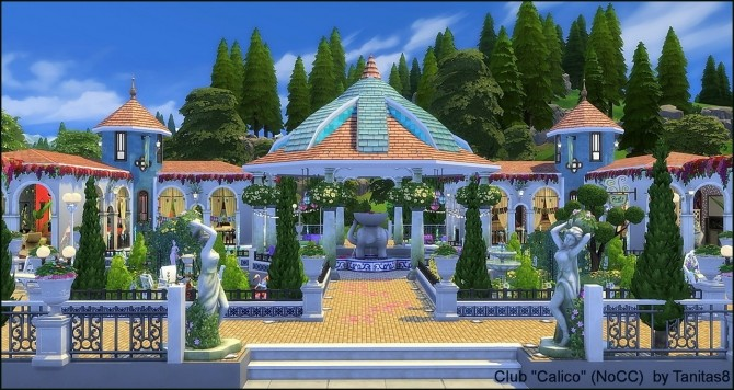 Calico Club Nocc at Tanitas8 Sims image 7510 670x356 Sims 4 Updates