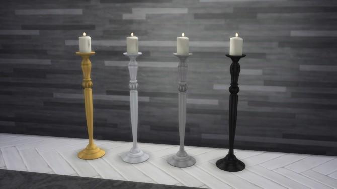 Sims 4 Illuminated Pillar from TS3 by TheJim07 at Mod The Sims