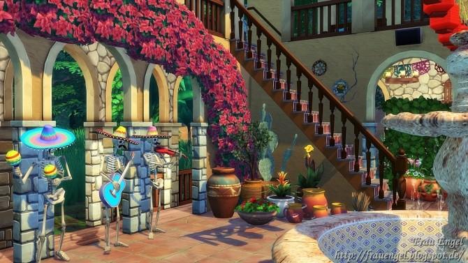 Sims 4 Jungle Villa at Frau Engel