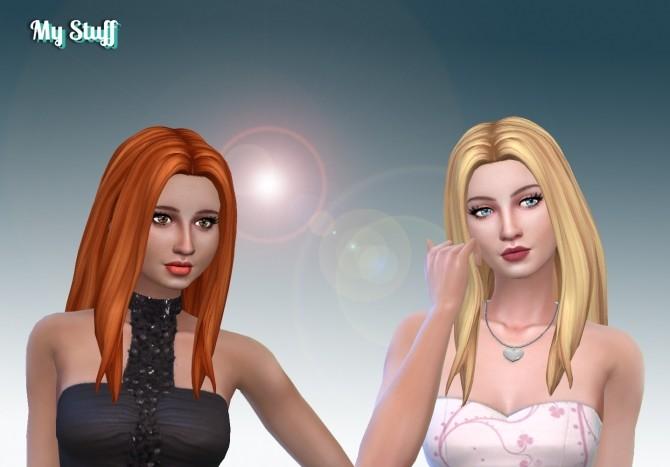 Liliana Hair at My Stuff image 759 670x467 Sims 4 Updates